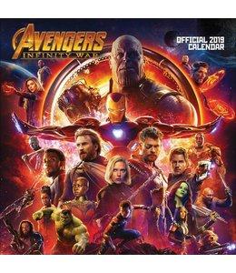 Danilo Marvel Avengers Infinity War Kalender 2019