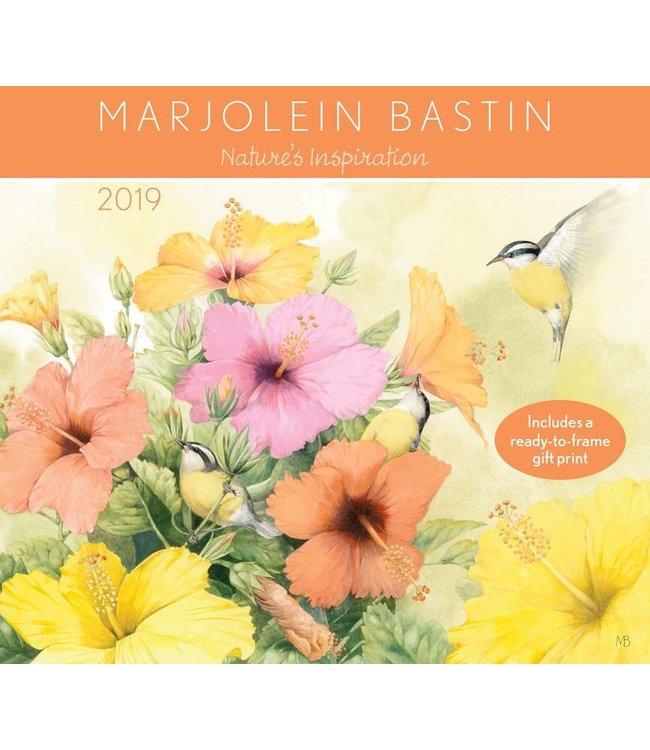 Andrews McMeel Marjolein Bastin Kalender 2019