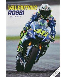 RedStar Valentino Rossi Kalender 2019 A3