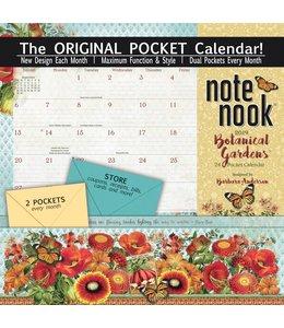Lang Botanical Gardens Pocket Kalender 2019