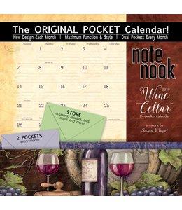 Lang Wine Cellar Pocket Kalender 2019