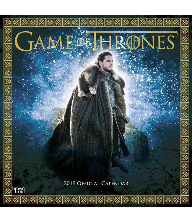 Browntrout Game of Thrones Kalender 2019