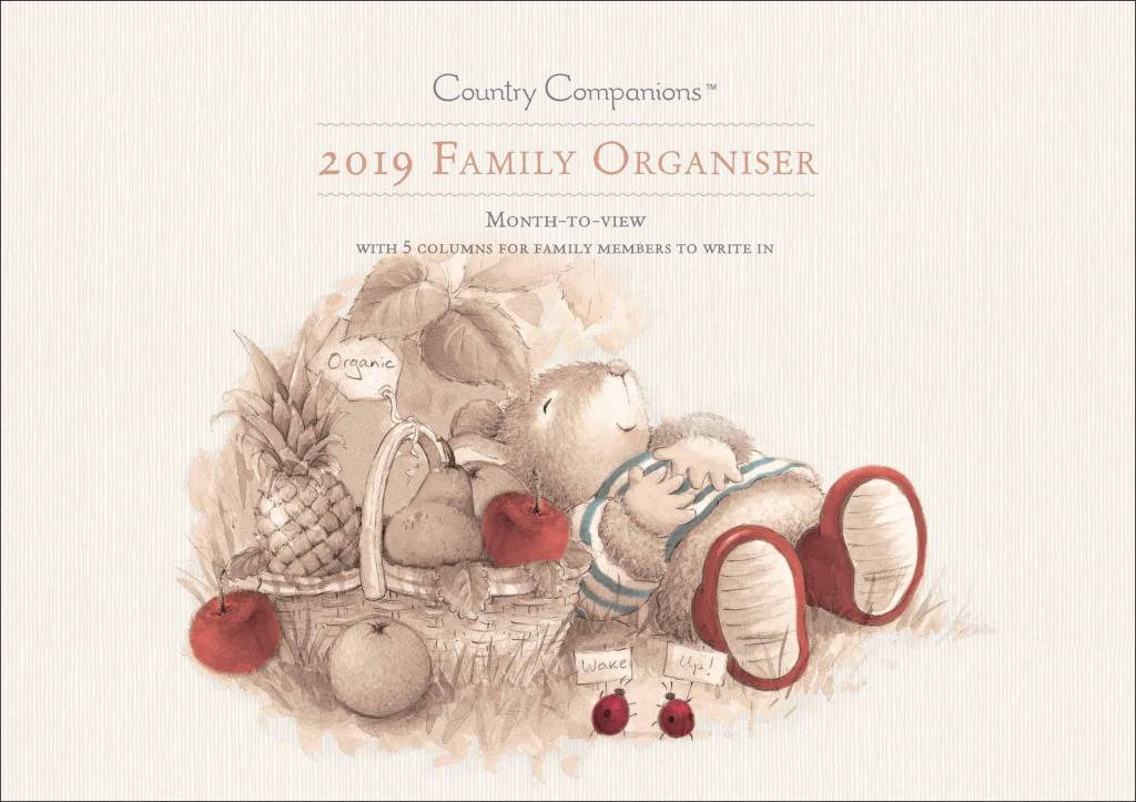 Country Companions A4 Planner 2019