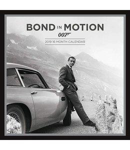 Pyramid James Bond Kalender 2019