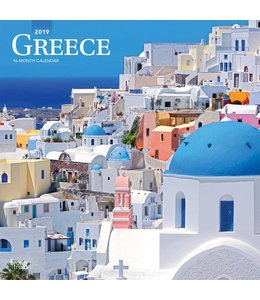 Browntrout Griekenland / Greece Kalender 2019