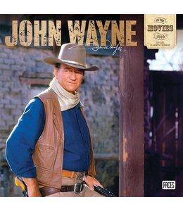 Browntrout John Wayne Kalender 2019
