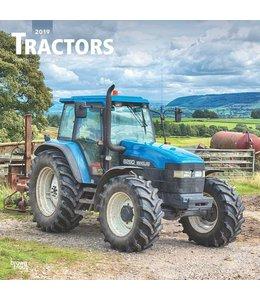 Browntrout Tractors Kalender 2019
