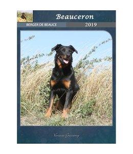 Beauceron Kalender 2019