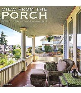 Willow Creek Porch View Kalender 2019