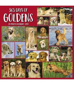 Willow Creek 365 Days of Goldens Kalender 2019