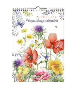 Comello Janneke Brinkman Veldbloemen Verjaardagskalender