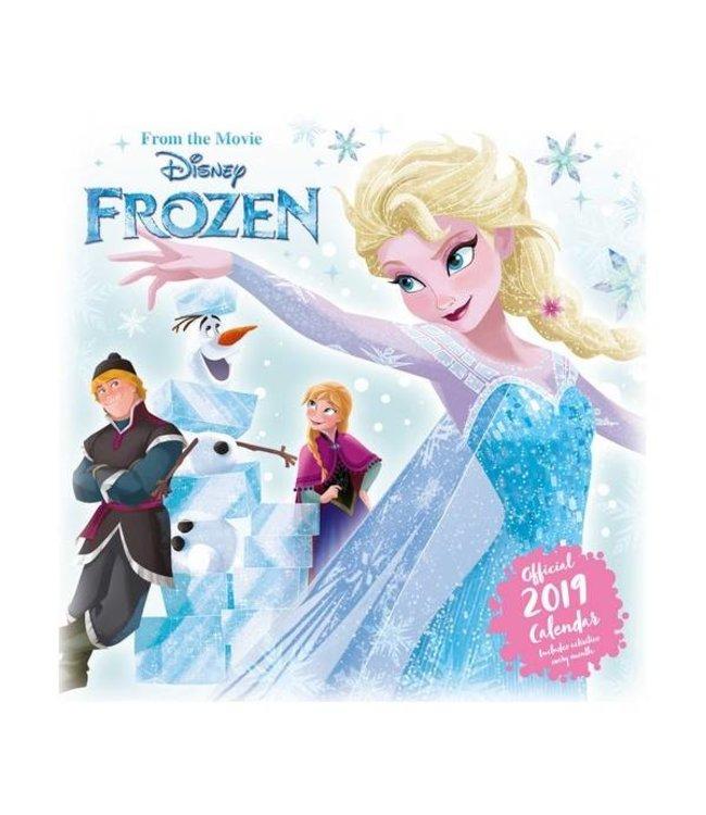 Danilo Frozen Kalender 2019
