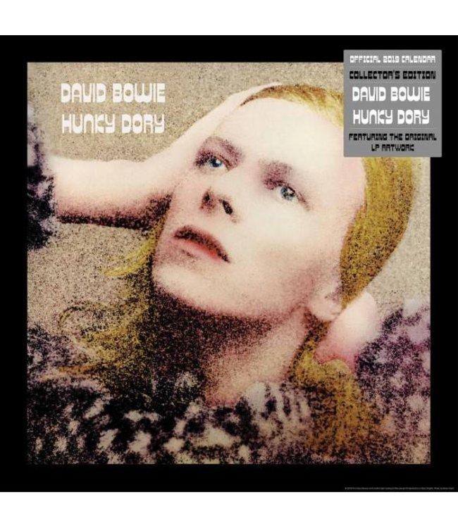 Danilo David Bowie Kalender 2019