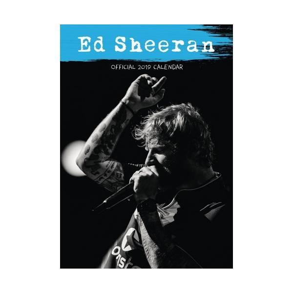 Ed Sheeran Kalender 2019 A3