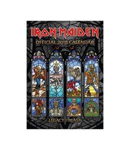 Danilo Iron Maiden Kalender 2019 A3