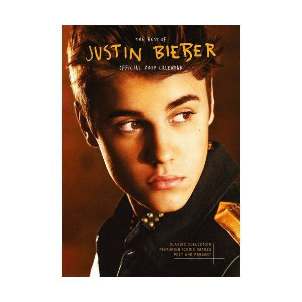 Justin Bieber Kalender 2019 Danilo