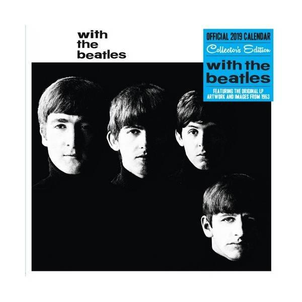 Beatles Collectors Edition Kalender 2019