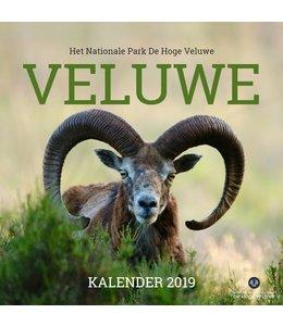 Plenty Gifts Park de Hoge Veluwe Kalender 2019