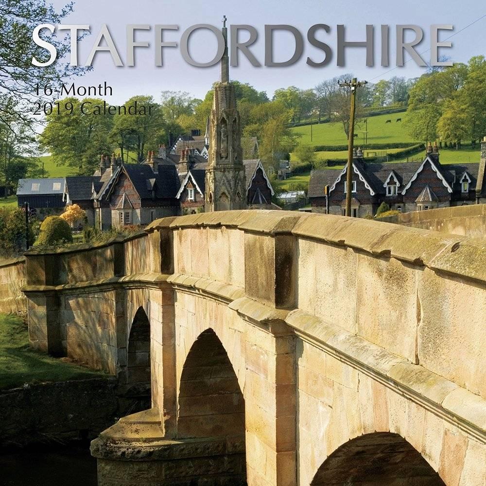 Staffordshire Kalender 2019
