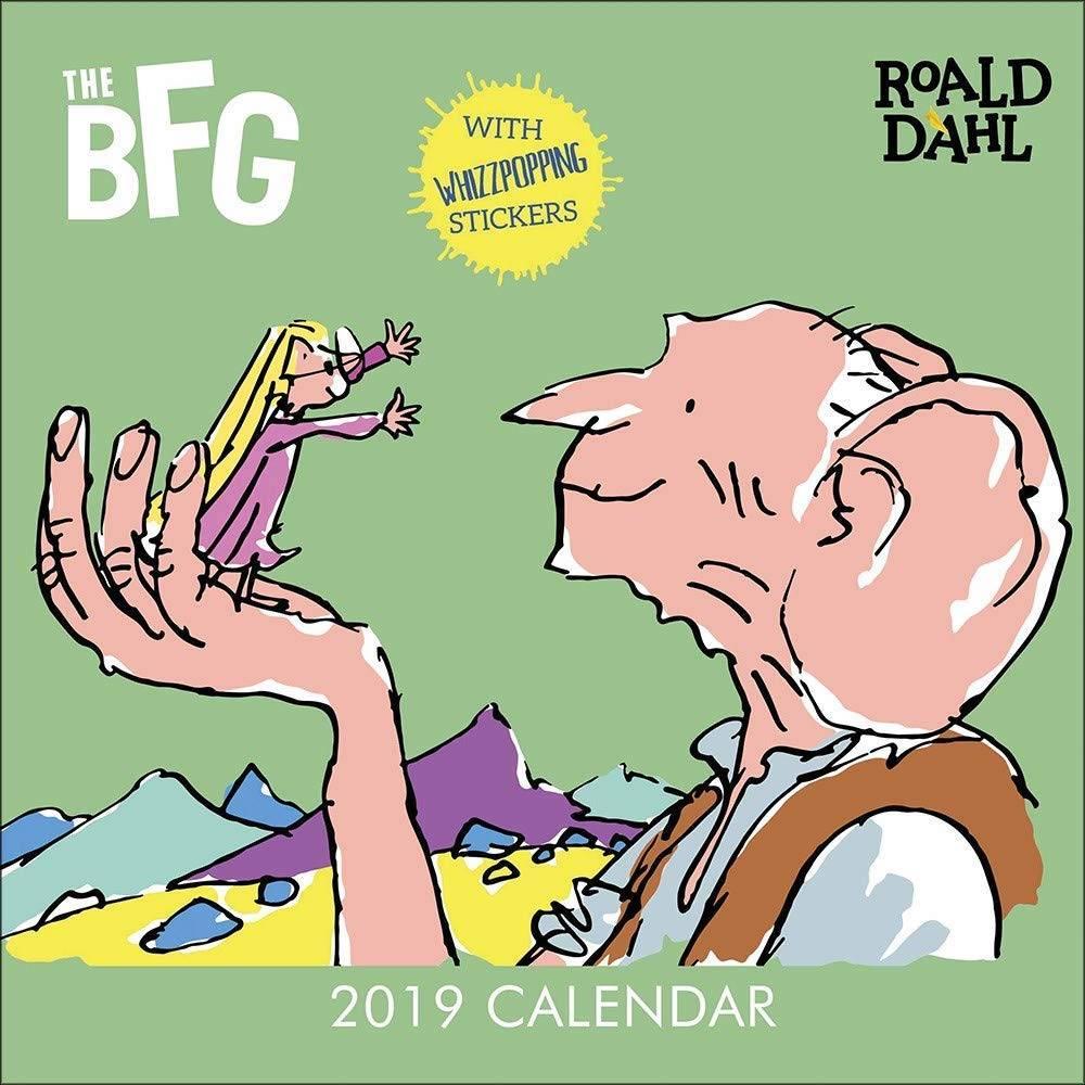 Roald Dahl Kalender 2019
