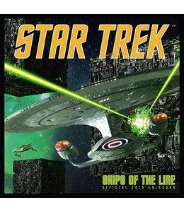 Danilo Star Trek Ships Kalender 2019