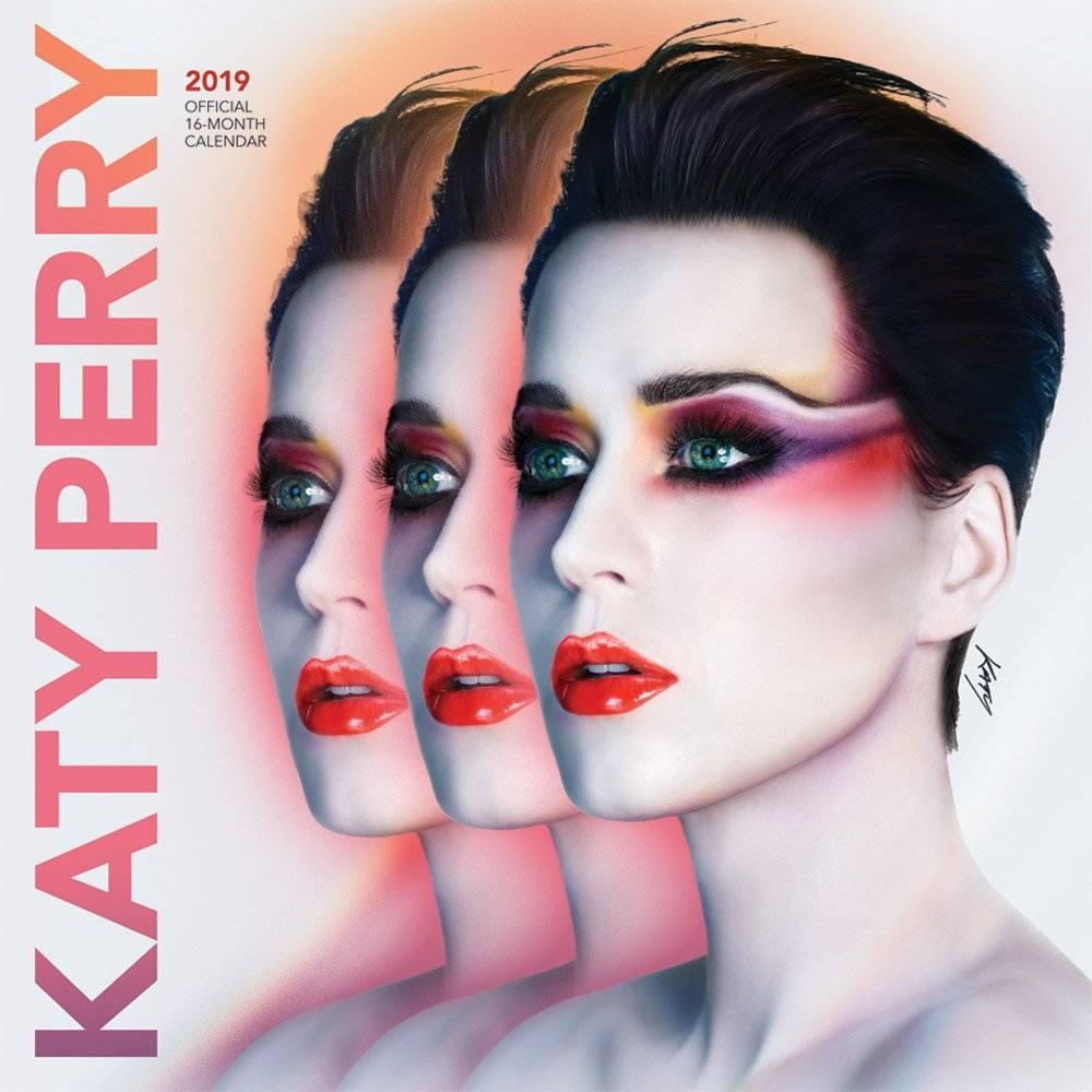 Katy Perry Kalender 2019