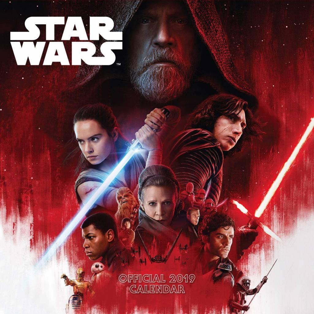 Star Wars Epidose 8 Kalender 2019