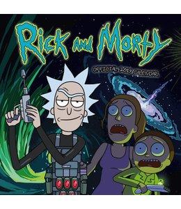 Danilo Rick and Morty Kalender 2019