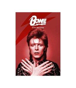 Danilo David Bowie Kalender 2019 A3