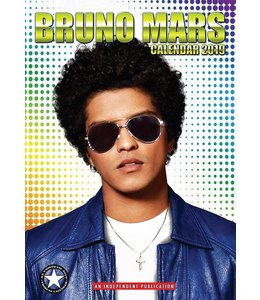 Dream Bruno Mars Kalender 2019 A3