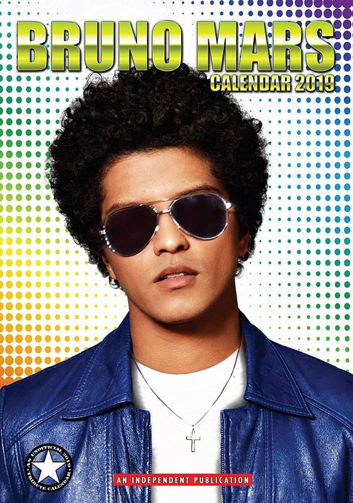 Bruno Mars Kalender 2019 A3