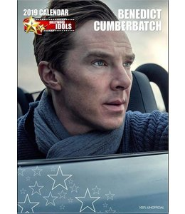 OC Calendars Benedict Cumberbatch Kalender 2019 A3