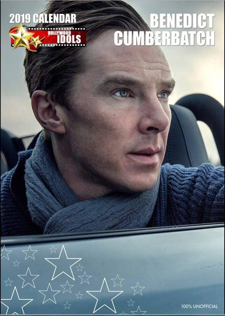 Benedict Cumberbatch Kalender 2019 A3