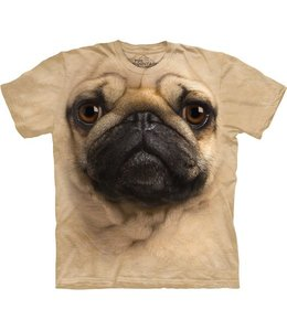 The Mountain Pug Face T-shirt