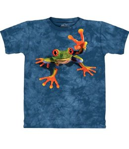 The Mountain Victory Frog T-shirt