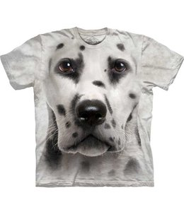 The Mountain Dalmatier Face T-shirt