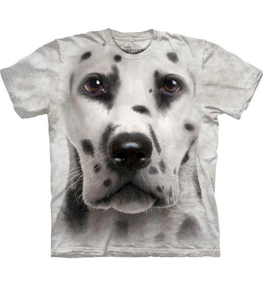 Dalmatier Face T-shirt
