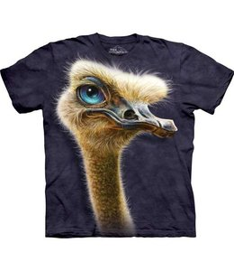 The Mountain Ostrich Totem T-shirt