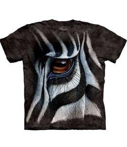The Mountain Zebra Eye T-shirt