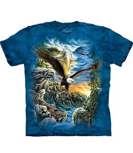 The Mountain Find 11 Eagles T-shirt