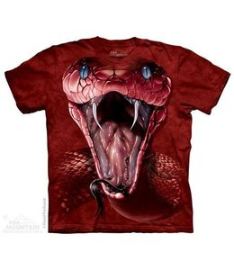 The Mountain Red Mamba Face T-shirt