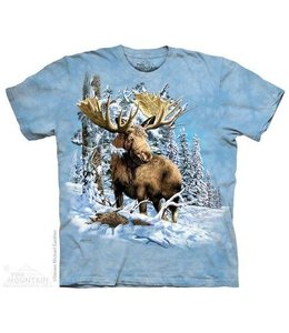 The Mountain Find 7 Moose T-shirt
