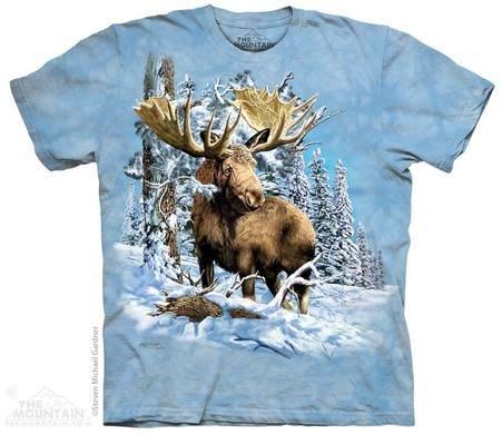 Find 7 Moose T-shirt