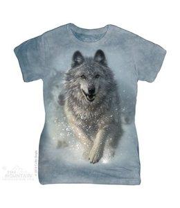 The Mountain Snow Plow Women's T-Shirt