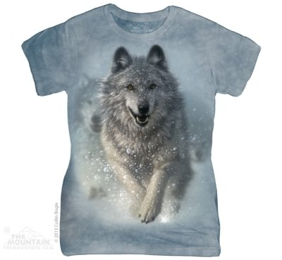 Snow Plow Women's T-Shirt