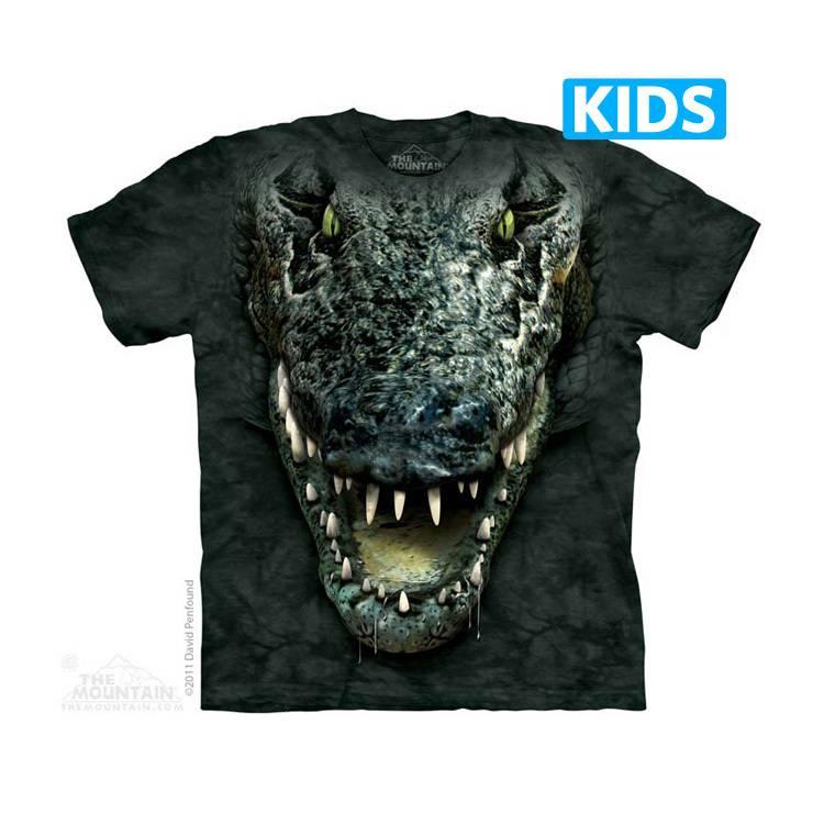 Gator Head Kids T-shirt