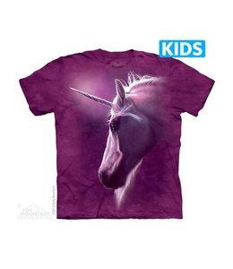 The Mountain Divine Unicorn Kids T-shirt