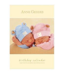 Comello Anne Geddes Yellow verjaardagskalender
