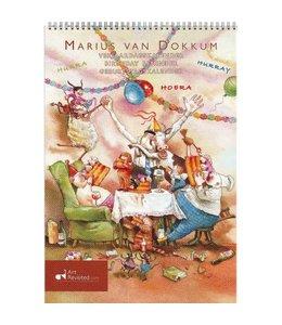 Comello Marius van Dokkum Opa Jan Verjaardagskalender