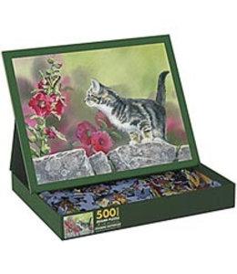 Lang Chasing Butterflies Puzzel 500 Stukjes